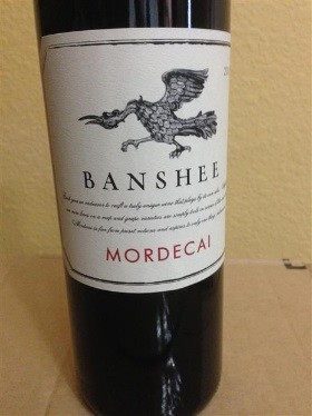 Mordecai Proprietary Red Blend
